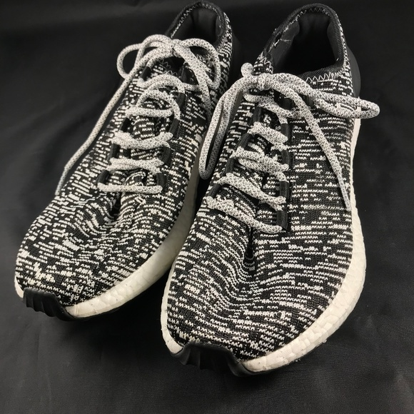 f7325e56cb4 Super RARE ADIDAS PURE BOOST OREO Mens 9 Sample
